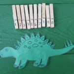 Dinosaur Counting Game