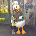 Enhancing Character Dining With Young Children at Walt Disney World